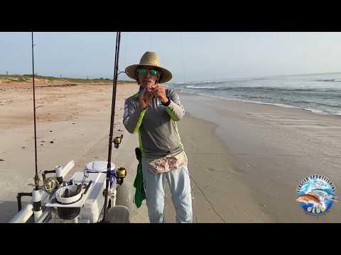 Fishing Basics 101   Surf Fishing