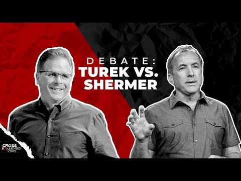 Is Morality Better Explained By God Or Science? (Frank Turek vs. Michael Shermer)