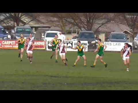 Leongatha vs Traralgon - Around the Grounds - July 17