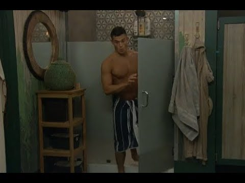Kat Gets In The Shower With Jackson BB21