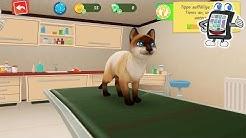 Pet World TIERKLINIK App deutsch | KÄTZCHEN VOLLER FLÖHE - Doktor Nina verarztet Streuner Katze