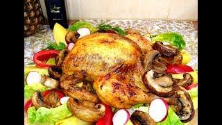Новогодний стол 2019 Курица 🎄Курица На Новый год 2019🎄Просто,Ну очень вкусно