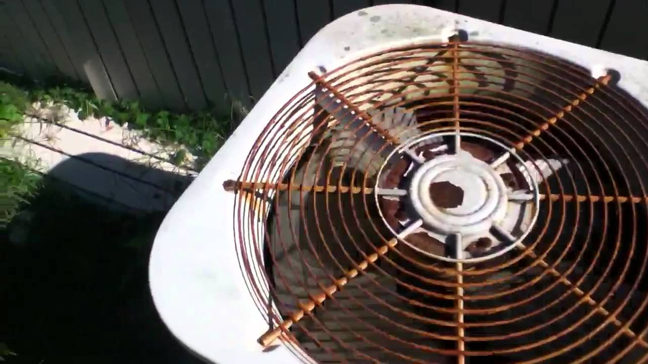 3 5 ton miller central air conditioner youtube. Black Bedroom Furniture Sets. Home Design Ideas