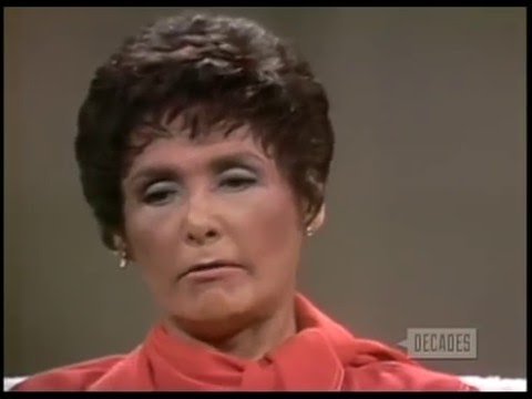 Lena Horne  Dick Cavett 1981  Part 1