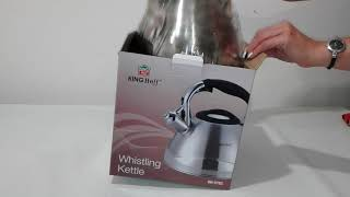 Чайник 3,0л Kinghoff KH3785 - обзор