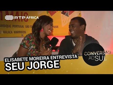 Elisabete Moreira entrevista Seu Jorge