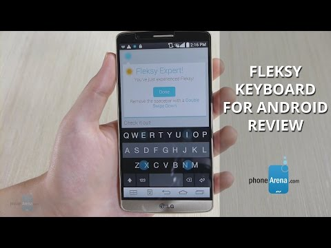 Fleksy Keyboard for