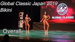 Global Classic Japan  2019 Bikini Overall
