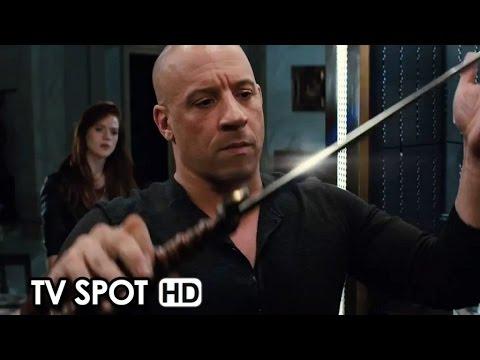THE LAST WITCH HUNTER ft. Vin Diesel - TV Spot 'Powerful' (2015) HD
