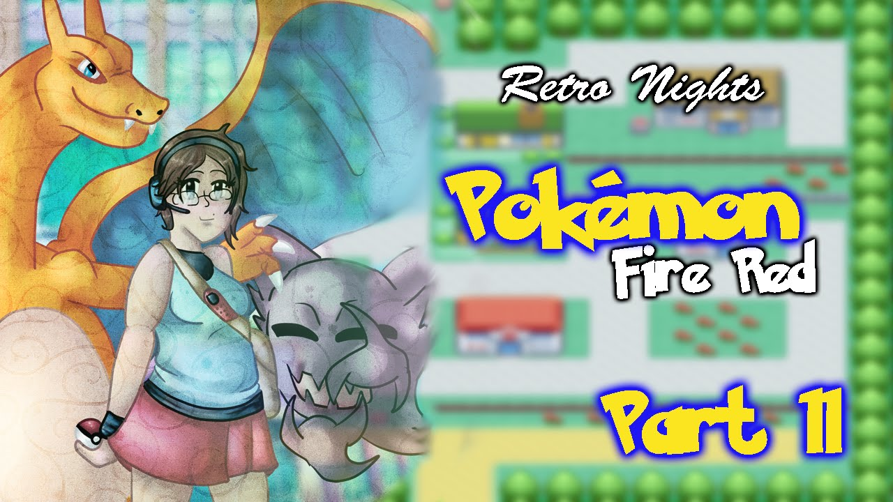 how to see ghosts in pokemon fire red