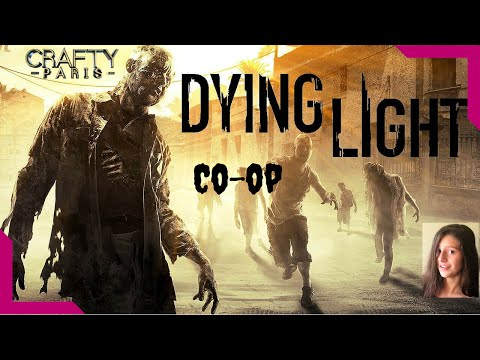 Dying Light The Following game-play CO-OP