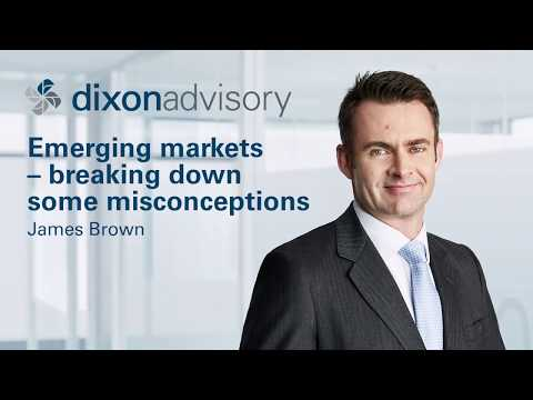 Emerging markets – breaking down some misconceptions