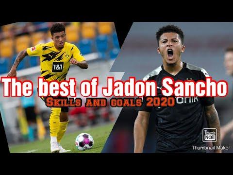 Jadon Sancho's outrageous skills