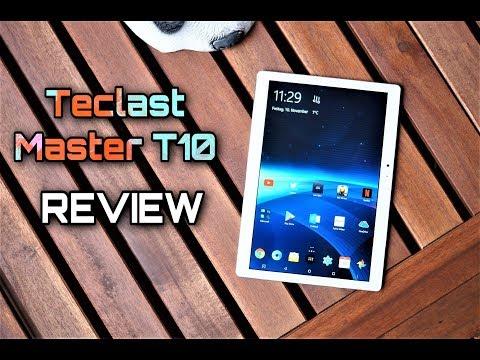 [Test] Teclast Master T10 - €150 'iPad' mit fettem AKKU! [Deutsche Review]