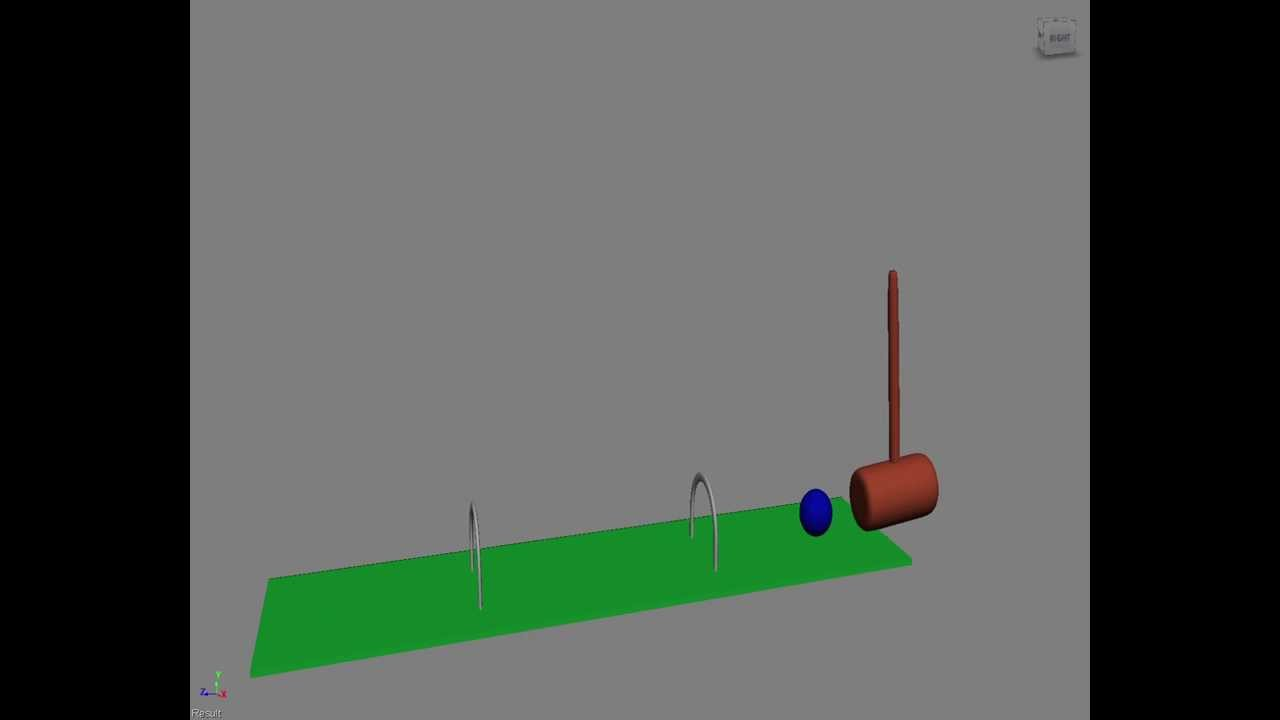 3d croquet and slide exercises youtube 3d croquet and slide exercises pooptronica Image collections