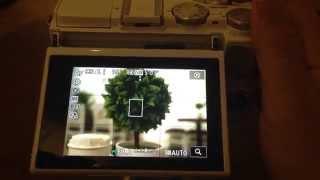 캐논 미러리스 EOS M3 LCD 성능 테스트 동영상
