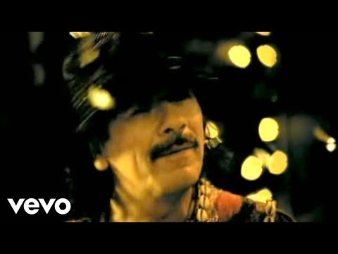 Santana - The Game Of Love (Video) ft. Michelle Branch