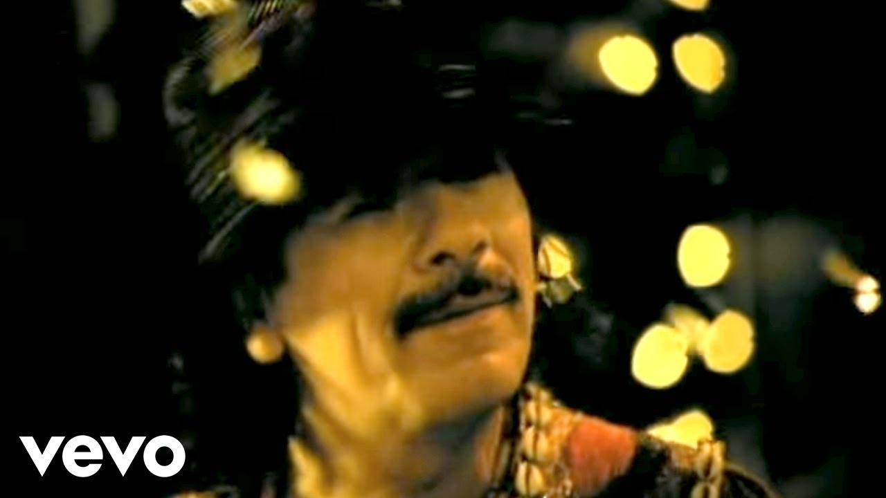 Santana - The Game Of Love ft. Michelle Branch (Official Video) Смотри на OKTV.uz