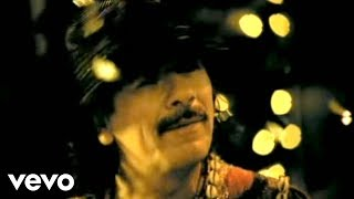 Santana's official music video for 'The Game Of Love' ft. Michelle ...