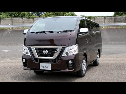 日産NV350キャラバン (Nissan NV350 Caravan / Japanese)