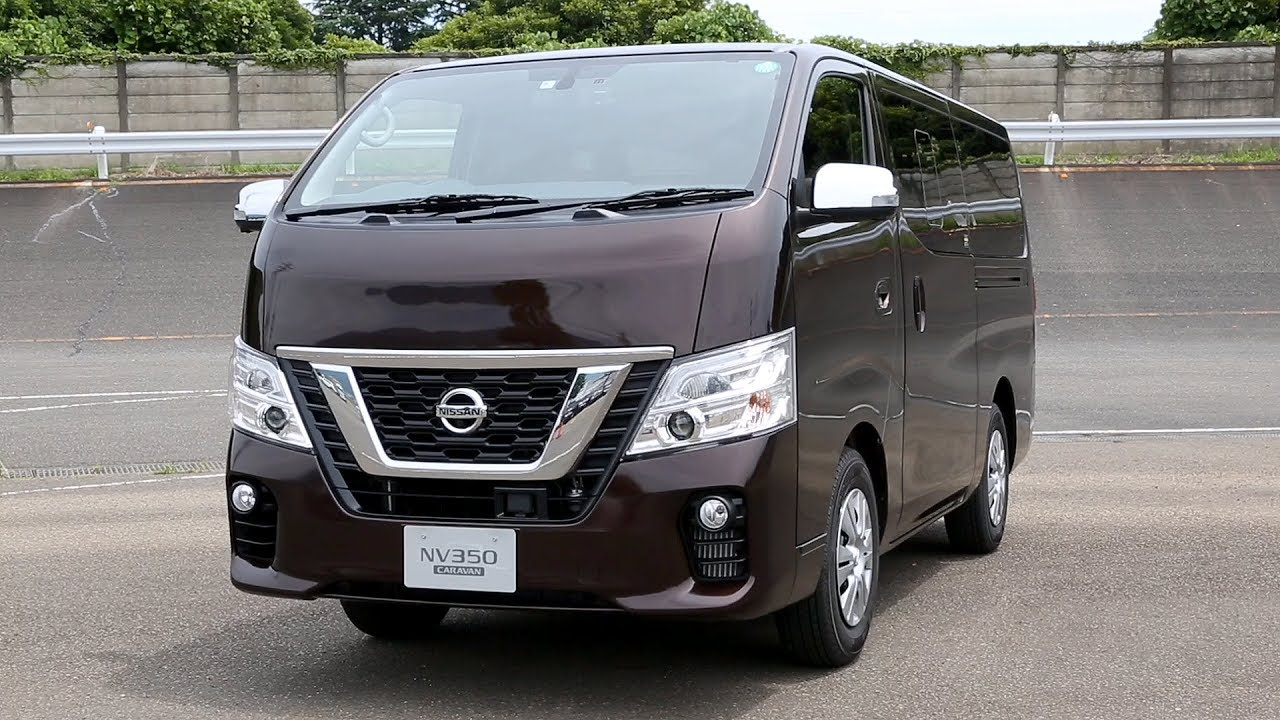 日産NV350キャラバン (Nissan NV350 Caravan / Japanese) - YouTube