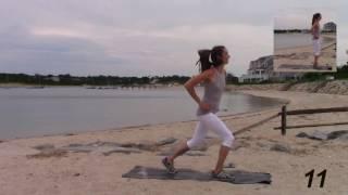 12 min HIIT Leg Workout