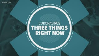3 stories about coronavirus for August 11, 2020