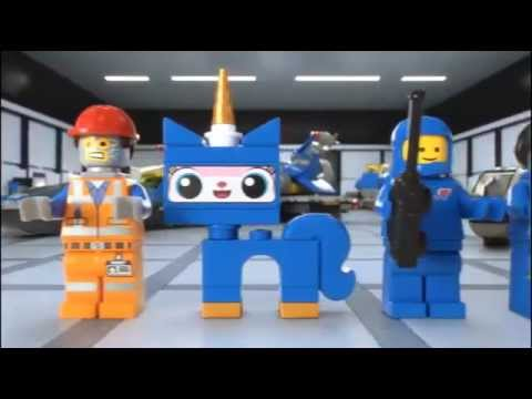 The Lego Movie | 70816 | BENNYS SPACESHIP SPACESHIP SPACESHIP | Lego 3D Review