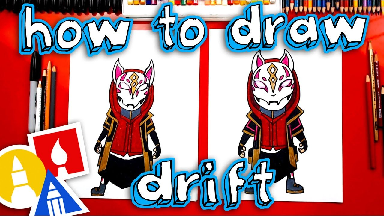 How To Draw Drift From Fortnite Youtube