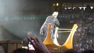 Robbie Williams: Hey Wow Yeah Yeah/Let Me Entertain You 23.07.2013 Parken Copenhagen