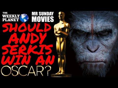 Thumbnail: Should ANDY SERKIS Win An Oscar?