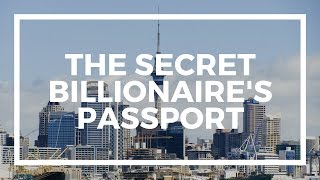 How one billionaire got a second passport by investing