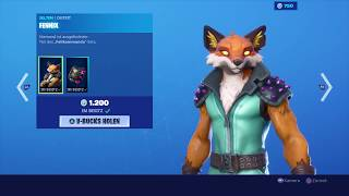 "Fortnite""FENNIX SKIN""My 459 Skin""Presentation+Gameplay"""