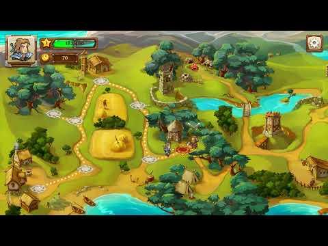 Смотреть Braveland - №1 - Битва с разбойниками онлайн