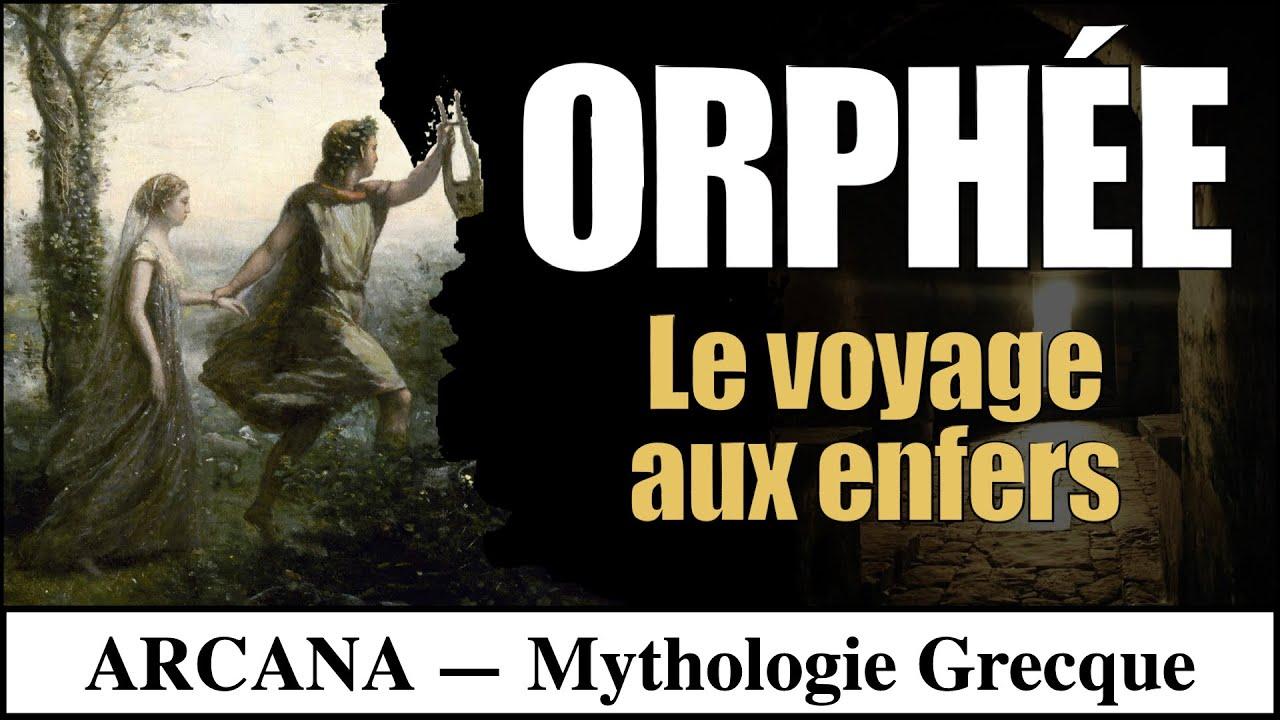La légende d'Orphée - Mythologie Grecque