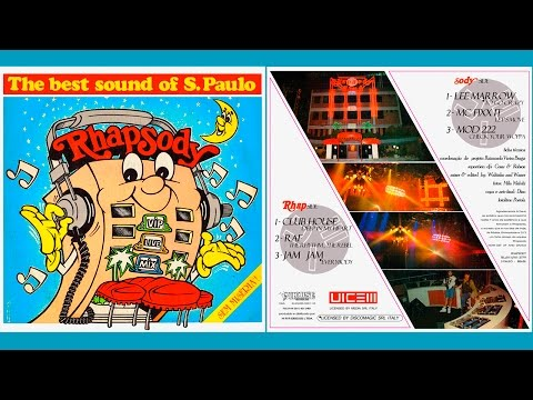 LP Rhapsody - The Best Sound of S.Paulo - Completo