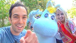 Fab DS at MoominWorld (Muumimaailma)