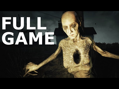 Husk - Full Game Walkthrough Gameplay & Ending (No Commentary Longplay) (Indie Horror Game 2017)