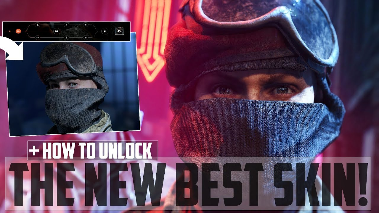 THE NEW BEST COSMETIC IN BATTLEFIELD 5 + UNLOCK GUIDE! | BF5 New Tides Of  War Assignment