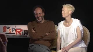 SUSPIRIA - Intervista con Tilda Swinton e Luca Guadagnino