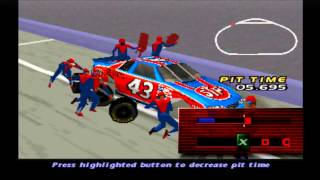 EA Sports NASCAR 2000 Pit Stop