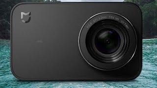 Xiaomi Mi Action Camera 4K - качественная и недорогая экшн камера 4k