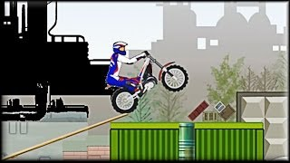 Moto Trial Fest - Game Walkthrough (all 1-12 lvl)