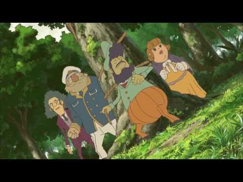 Professor Layton and the Eternal Diva (Full Movie) [English Dub]