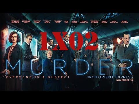 Cine MOOD-O 1x02: Asesinato En El Orient Express