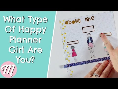 What Type Of Planner Girl Are You? + 12 Days Of Planmas GIVEAWAYS!