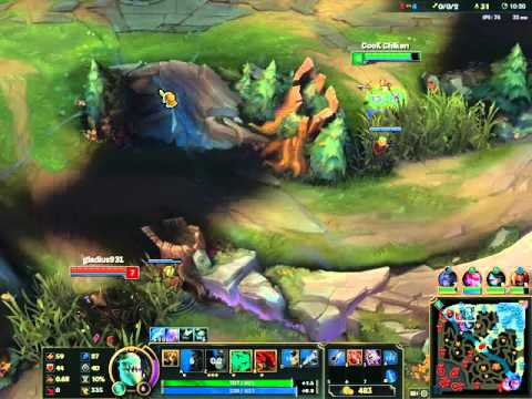 Game League Of Legend avec vous sur Periscope