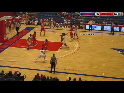 Blue Dragon Men's Basketball vs. Coffeyville