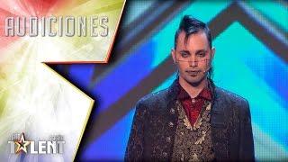 Entre la vida y la muerte Audiciones 2 Got Talent Espana 2017