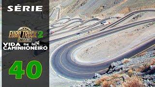 Euro Truck 2: Vida de Caminhoneiro - Estradas Mortais (#01)